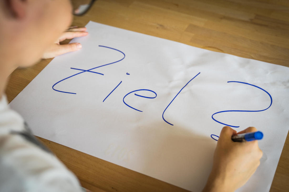 Business-Start: Ziel finden!